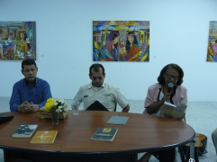 Presentación del libro póstumo de Anibal Rodríguez Silva