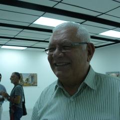 El poeta Dario Romero
