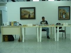 Expoventa de la Librería Puerto de Libros
