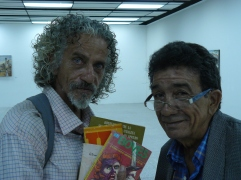 El Pis junto a Julio Jimenez