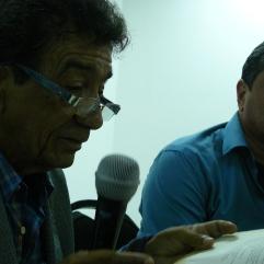 Homenaje a Julio Jimenez