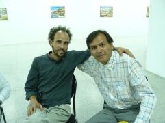 Luis Manuel Pimentel y Roger Rondón