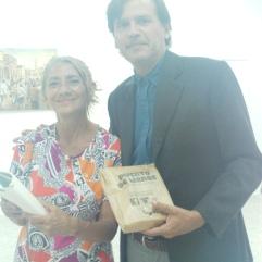 Adelfa Geovanny y Roger Rondón